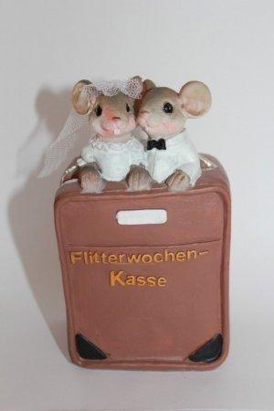 Spardose Flitterwochen-Kasse für Geldgeschenke, Hochzeit