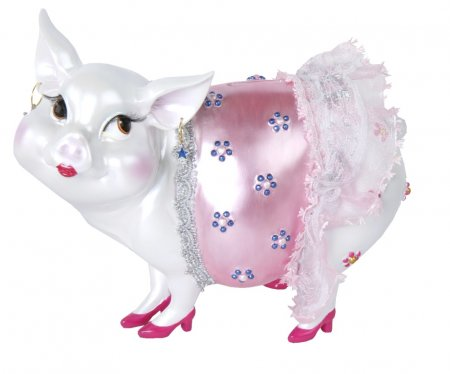 XXL Sparschwein Spardose Lady, Tussi Nr.1
