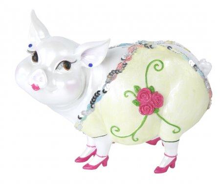 XXL Sparschwein Spardose Lady, Tussi Nr.7