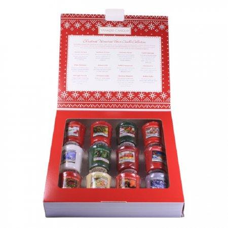Yankee Candle - Geschenkset Christmas Memories - Christmas Memories Votivbuch - Gift Set