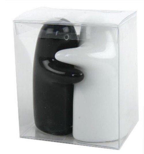salz und pfefferstreuer gespenster bei geschenk. Black Bedroom Furniture Sets. Home Design Ideas