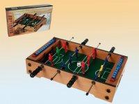 Mini Kicker Tischfussballspiel