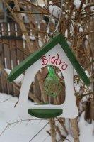 Die Vogelvilla Futterschaukel Bistro