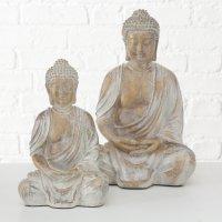 Skulptur Buddha Flyn H31cm Material: Kunstharz