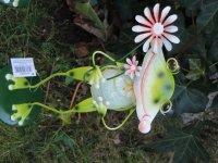 Frosch stehend Dekoration Deko