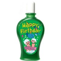 Happy Birthday Shampoo