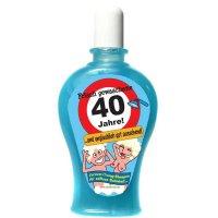 Shampoo - Frisch gewaschene 40 Jahre