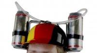 Trinkhelm für Bierdose, Deutschland